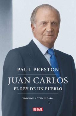 Portada de Juan Carlos I el rey de un pueblo