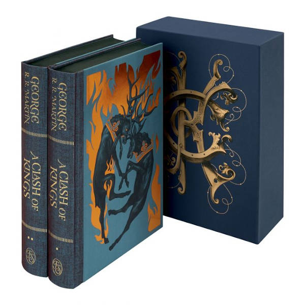 Imagen de Choque de Reyes libros