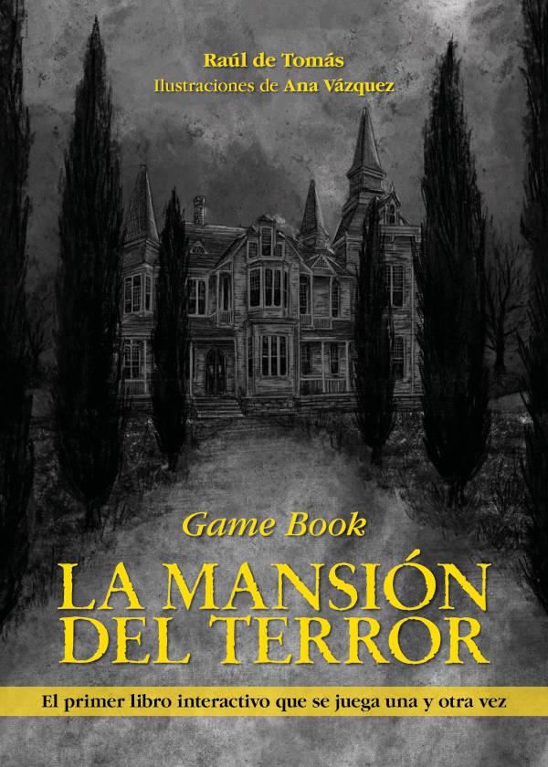 Portada de La Mansión del Terror (Game Book)