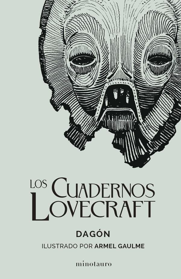 Portada de Cuadernos Lovecraft Dagón