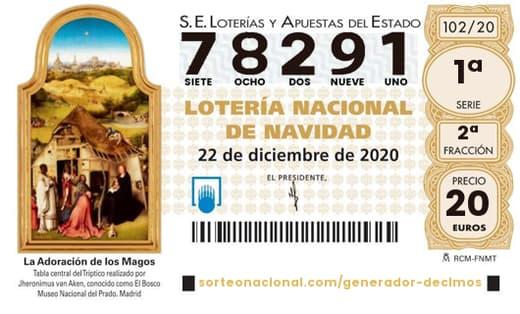 Imagen de décimo 2020