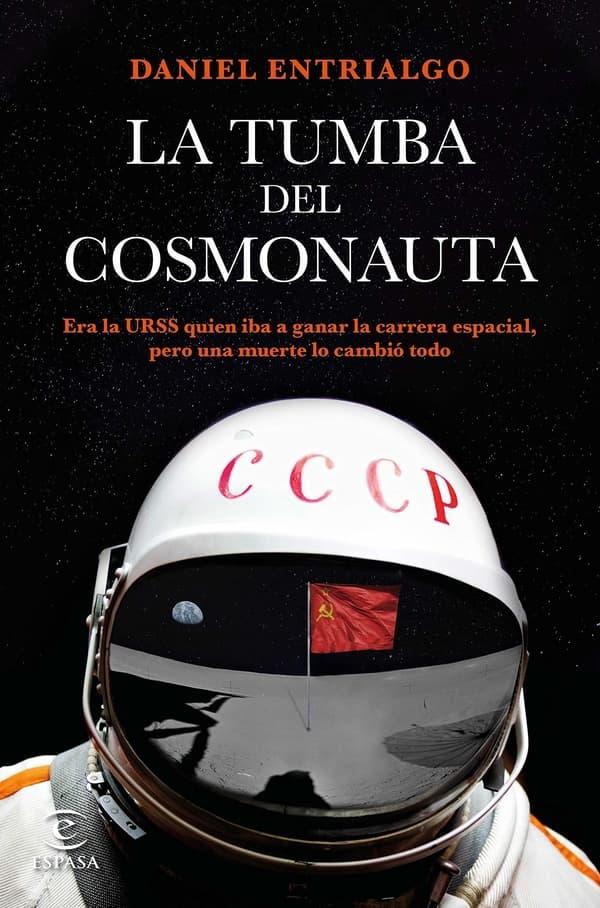 Portada de La tumba del cosmonauta
