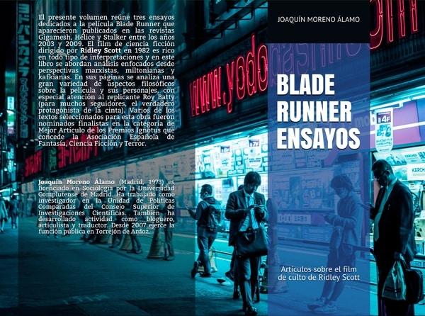 Portada de Blade Runner Ensayos