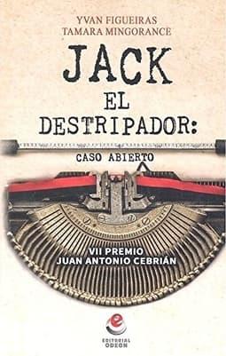 Portada de Jack el Destripador, caso abierto