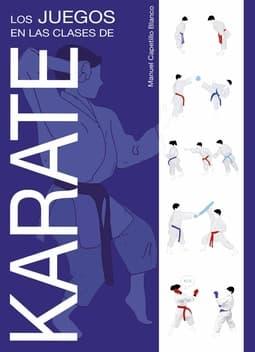 Portada de Los juegos en las clases de karate