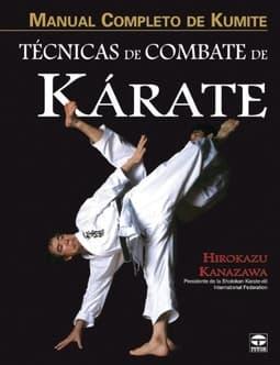 Portada de Manual completo de Kumite