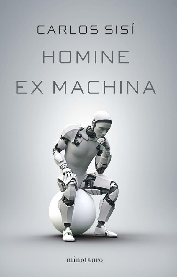 Portada de Homine ex machina