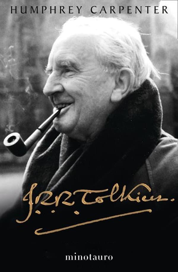 Portada de J. R. R. Tolkien. Una biografía de Humphrey Carpenter