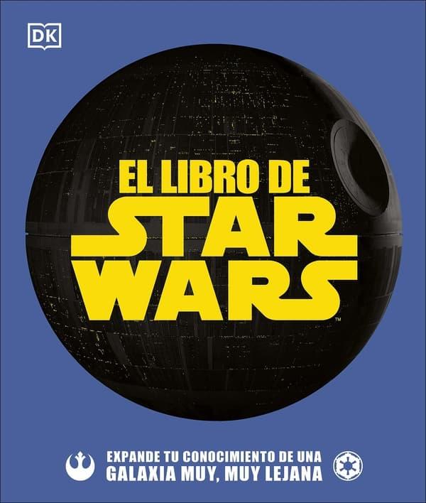 Portada de El libro de Star Wars