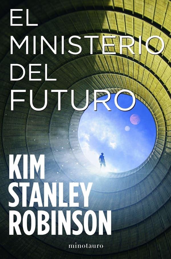 Portada de El Ministerio del Futuro