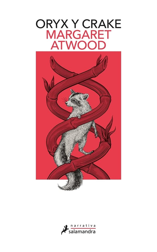 Portada de Oryx y Crake