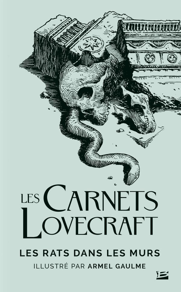 Las ratas de las paredes (edición francesa)
